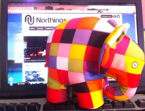 elephant and northings