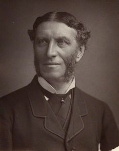 Matthew Arnold, author of 'Culture and Anarchy'
