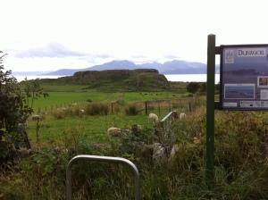 Dunagoil Hill Fort