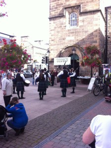 'Culture Day' in Forres