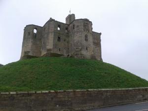 Warkworth Castle: the Keep