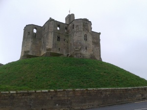 Warkworth Castle: the Keep