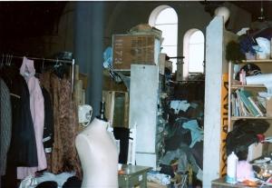 Wardrobe, Dundee Rep, 1978