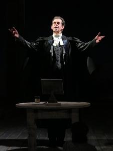 Dougal Lee as Mr Bolfry