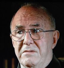 Clive James in 2012, photo Ruby Goes